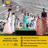 كبيرة [سندويش بنل] حادث مركز خيمة في لاغوس نيجيريا ([هف] [40م])