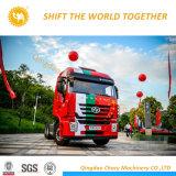 430CV Iveco-Hongyan-Genlyon camión tractor 6X4