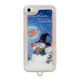 Christmas all'ingrosso Gifts Custom Snowing Phone Caso per il iPhone 6s Plus