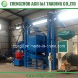 Linha de produção de granulagem aprovada da pelota de combustível da biomassa da alta qualidade do Ce