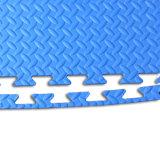 Stuoie variopinte del pavimento della gomma piuma di Kamiqi EVA di alta qualità--Struttura del foglio