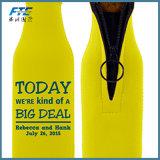 Refroidisseur fait sur commande de bonne qualité promotionnel de bouteille de dessin animé avec le traitement