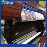 면 직접 인쇄를 위한 히이터를 가진 직물 인쇄 기계에 직접 Garros