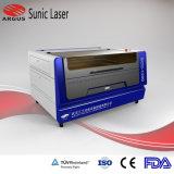 Máquina de corte a laser de CO2 para o trabalho da madeira