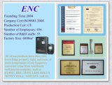 Impulsión de la CA del inversor de la frecuencia del Enc VFD