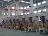Machine unique de perforateur de haute précision de C de 80 tonnes