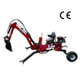 Ce Pelle Rétro Excavatrice remorquables Approbation ATV