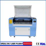 De Scherpe Machine van de Laser van Co2 van de katoenen Machine van de Doek Scherpe 90W