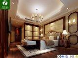 Tarjeta decorativa compuesta plástica de madera interior de la pared