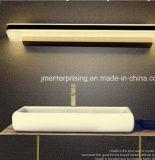 Indicatore luminoso ovale dello specchio della stanza da bagno di stile moderno LED