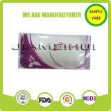 Material do algodão da manufatura de China que refresca a única toalha molhada