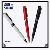 Crayon lecteur de bille de vente en métal de constructeur de stylo bille le meilleur