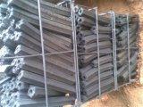 Tk250 de Briket die van de Biomassa Machine pelletiseren