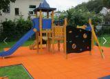 De antislip Rubber RubberTegels van de Betonmolen/van de Speelplaats/Openlucht RubberTegel