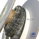 イギリスのFraserペーパー工業のための406/7本の帯電防止テープブラシ