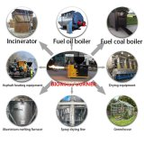 Queimador da pelota da biomassa da alta qualidade para a caldeira de carvão do combustível