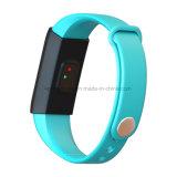 Bracelet intelligent d'étalage coloré neuf avec le moniteur du rythme cardiaque (X6)