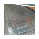 構築のための410ステンレス製のチェック模様の鋼板