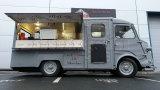 Restauratiewagen van de Klanten van de Manier van de straat de Favoriete Elektrische/de Mobiele Vrachtwagen van het Voedsel voor Verkoop