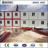 40 de voet Kortere Slaapzaal van het Huis van de Container van het Gebruik van de Tijd voor het Kamp van de Arbeider