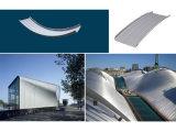 PE/Pvdfcoating Aluminium de couleur de la bobine de matériaux de construction en alliage