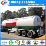 가나 20ton 25mt Liquified Petroleum Gas LPG Road Tanker Semi Truck Trailer