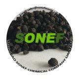 有機物酸の黒の有機肥料