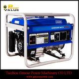 세륨 Approved 3kw Small Portable Electric Gasoline Generator