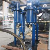 Автоматический режим выдувания изделий из ПЭТ бутылки машины