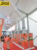 Drez屋外のイベントのテント玄関ひさし、PVC、ガラスおよびABS壁のための25トンの移動式エアコン