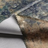 Printed Household Upholstery Home Textile Sofa Fabric