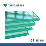 10.38mm Clear/Colored Laminated Glass for Curtain Wall/Stairs/Handrails
