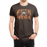 習慣の人のための100%年の綿の円形の首によって印刷されるTシャツ