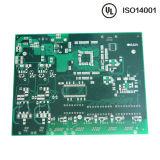 Rigid-Flex 4layers Immersion Gold PCB
