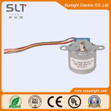 4 fases eléctrico DC planter Geared Stepping Motor