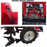 Máquina de semeadura de batata montada com tractor usada Plantadora de batata