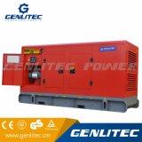 Reserveleistungs-Cummins-Generator 220 KVA mit schalldichtem Kabinendach