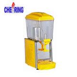 Torcendo a mistura comercial Bebida de refrigeração ou o dispensador de sumo