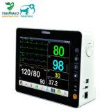 De draagbare Veterinaire Geduldige Monitor van de Multiparameter