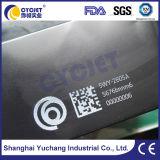 Cycjet Alt390のインクジェット金属のラベルの印字機
