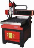mini router de madeira do CNC 6090 1.5kw/2.2kw para o metal do acrílico da gravura