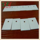 Plaques en céramique nitrure d'aluminium Insultation 99 % Al2O3
