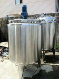 A fermentação de iogurte grego camisa de aquecimento do preço do Tanque