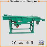 Amende du sable de silice tamis vibrant linéaire pour la vente de la machine