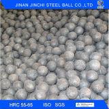 Dia 20-150mmはボールミルのための鋼鉄粉砕の球を造った