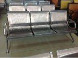 3 het Wachten van Hotsale van het Metaal Seater Meubilair van het Roestvrij staal van de Stoel van het Bureau van het Ziekenhuis van de Stoel het Openbare (ya-81)