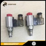 Seis Cantos pressão nominal 350 Bar Sv6-08W Válvula do Cartucho