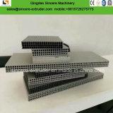 Nouveau type de modèle de construction en plastique creux PP Conseil Ligne d'Extrusion