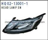 Lampada capa dei ricambi auto di alta qualità per KIA Rio 2011/K2'11 92101-4X000/92102-4X000