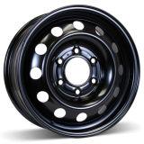 rueda de acero de plata 16X6.5 (6-130)